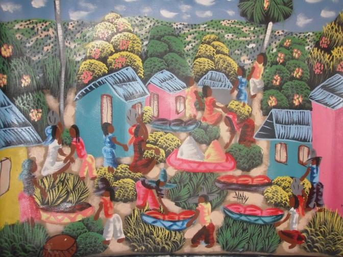 Haitian Handiwork