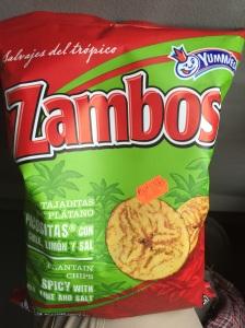 Zambos. Yummy