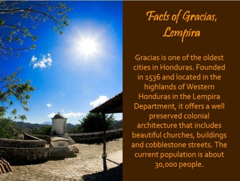 facts about Gracias Lempira