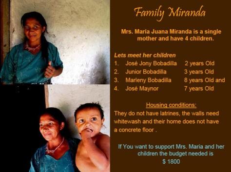 family Miranda